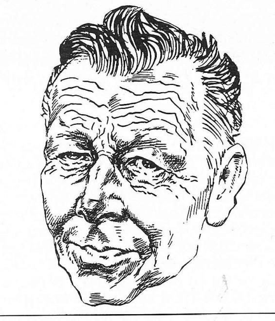 Lyrikeren Nils Brantzeg - «Det gode mennesket i Båthavna»