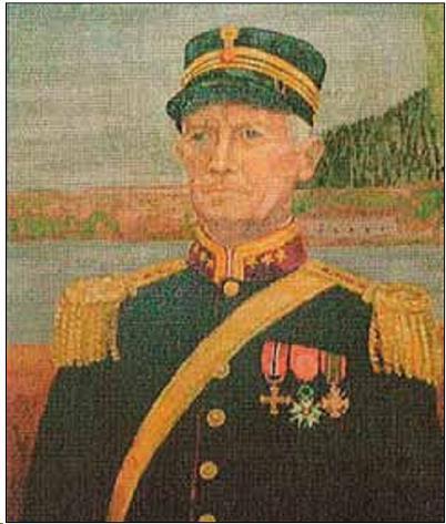 Oberst Eriksen