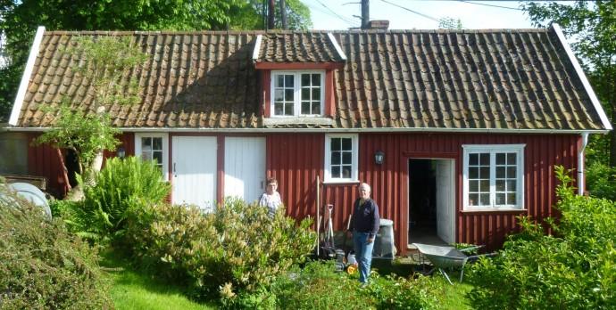 Torkils første hus