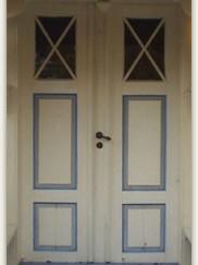 Gamle dørhåndtak til salgs