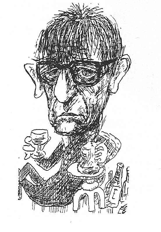 Fredrik Stabel, daglig leder av Norsk, Dusteforbunds hovedadministrasjon Seimbakken 3