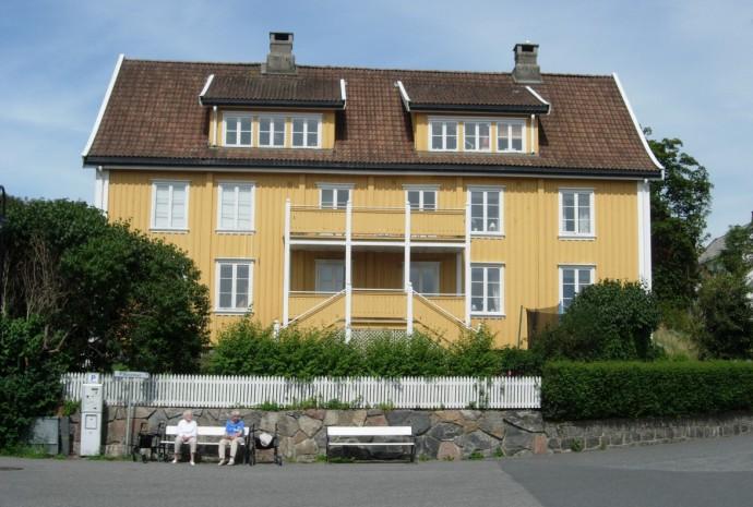 1993 Solberggården
