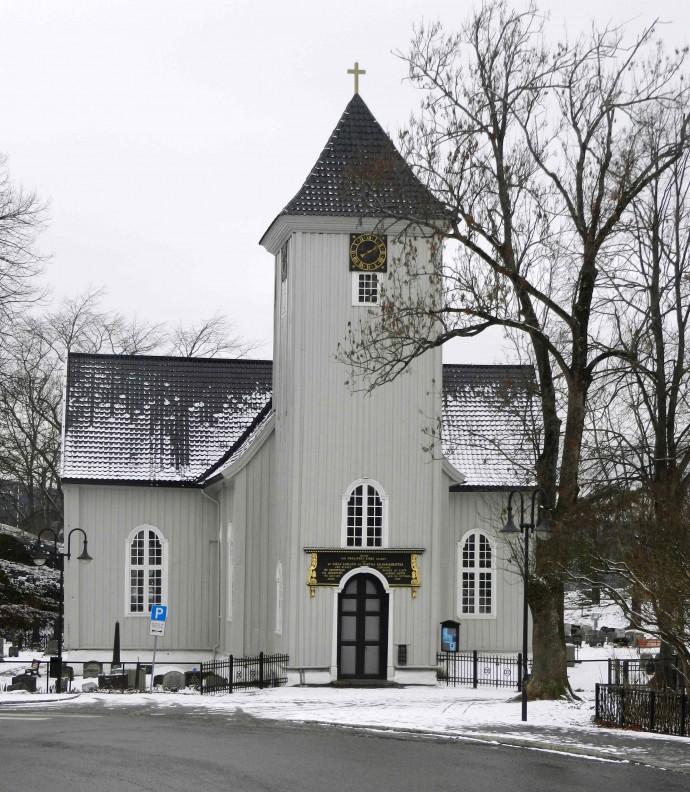 2013 Drøbak kirke