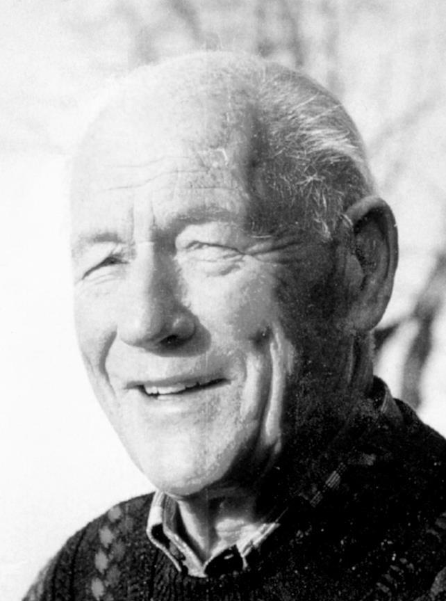Berhard Magnussen