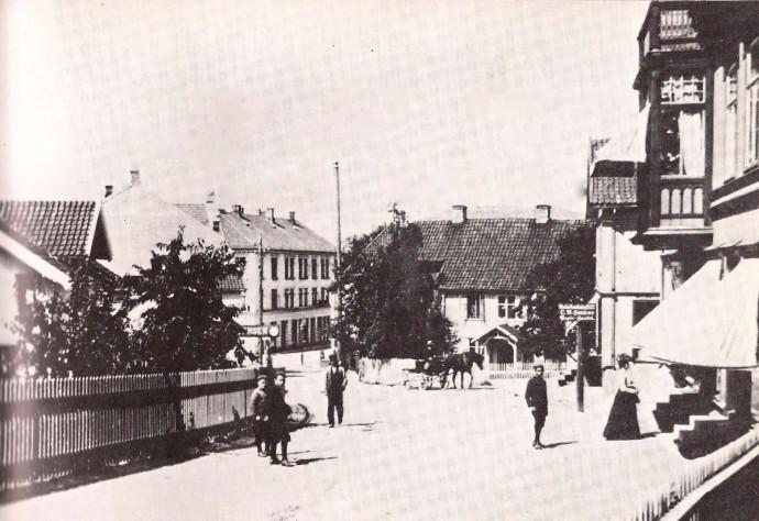 Lindtruppen 1910
