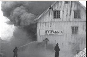 Britaia brenner