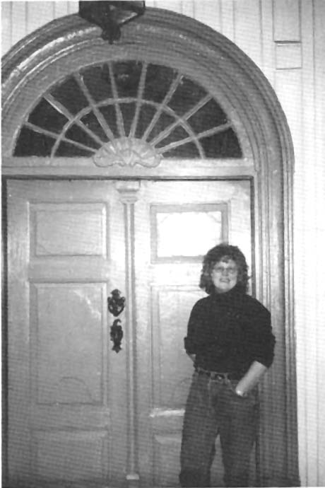 Ved hoveddøren