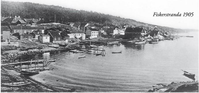 Fiskerstranda 1905