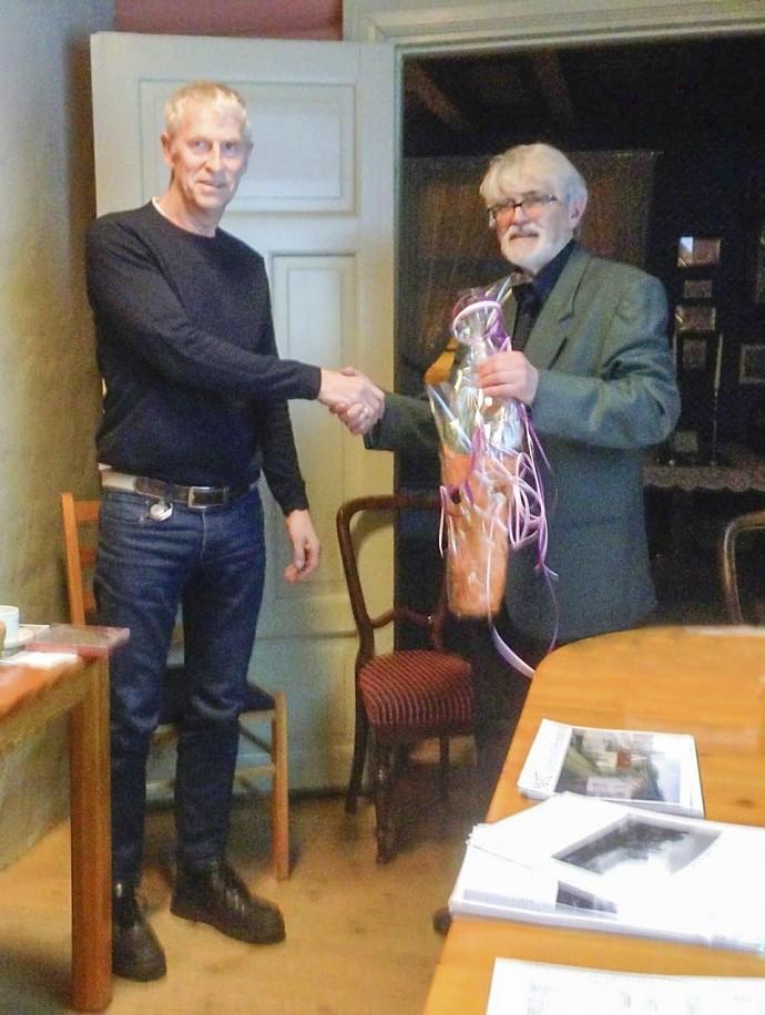 Frelsesarmeen vant plaketten Frelsesarmeen ble tildelt vel fortjent plakett under årsmøtet i Verneforeningen. Bjørn Loge ble valgt til ny leder.