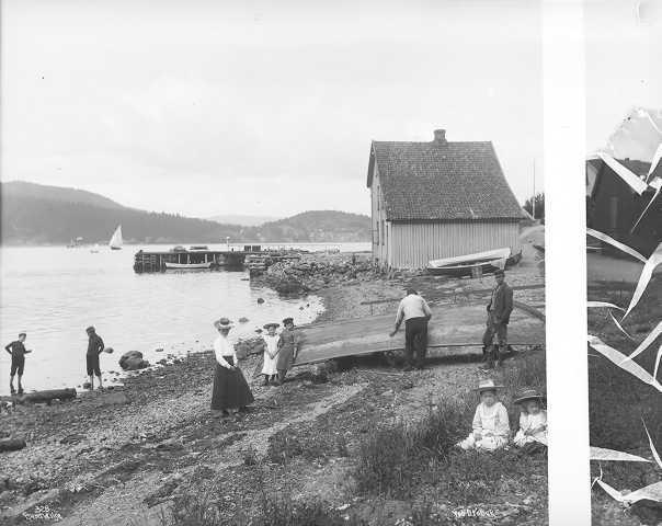 Fiskerstranda1903.Wilse