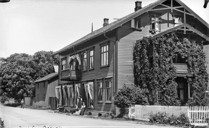Dr. Rangsæters hus.
